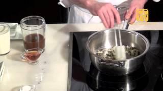 Como preparar salsa a la pimienta verde