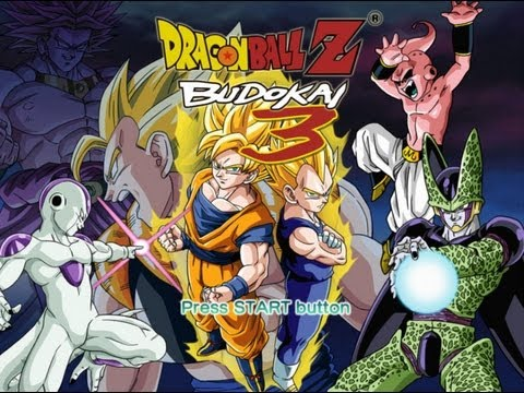 Dragon Ball Z Budokai 3 gameplay  [BR]