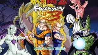 Dragon Ball Z Budokai 3 [BR] Gameplays