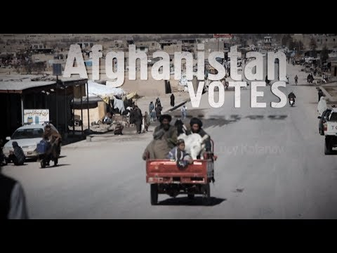 Afghanistan vote countdown: Lucy Kafanov on Kabul's security deficit