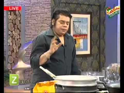 Lachay Dar Shami Kabab And Charga Biryani by Chef Gulzar