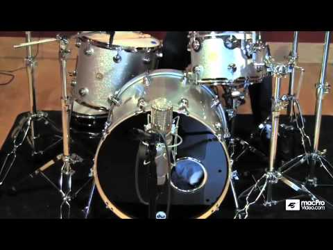 The Art of Audio Recording: Recording Drums - 8 1 Mic Technique 1