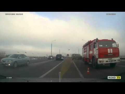 Авария на Антоновском мосту