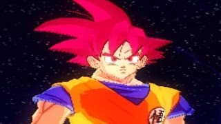 Goku SSJ Dios VS Bills Saga De Los Dioses Parte 3 Mod