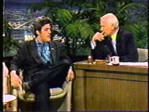 Tonight Show Johnny Carson with Jay Leno 1987