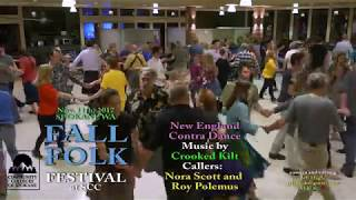 Fall Folk Festival - New England Contra Dance 2017  - SCC Spokane WA
