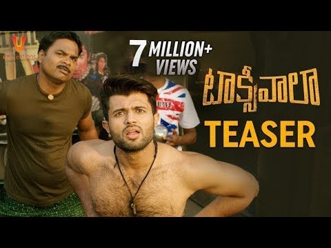 Taxiwaala Movie Teaser