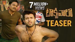 Taxiwaala Movie Teaser