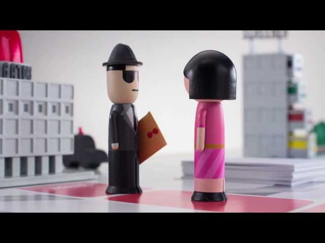 play video: Lego puppets |Way of a Warrant