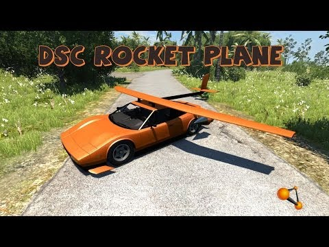beamng drive dsc rocket car bolide crash testing 43 phim. Black Bedroom Furniture Sets. Home Design Ideas