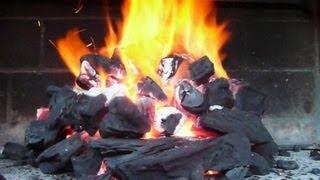 Como encender el carbón