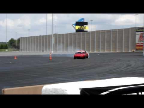 Nissan 570SX drifting - ISOxSWD Charlotte