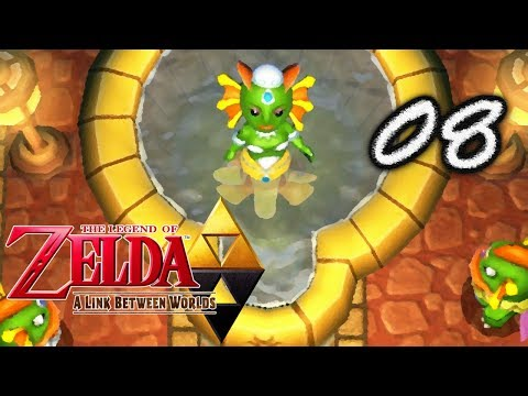 Ep. 8 - The Legend of Zelda: A Link Between Worlds - Zora's River