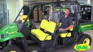 John Deere Gator XUV 825i & XUV 550 S4