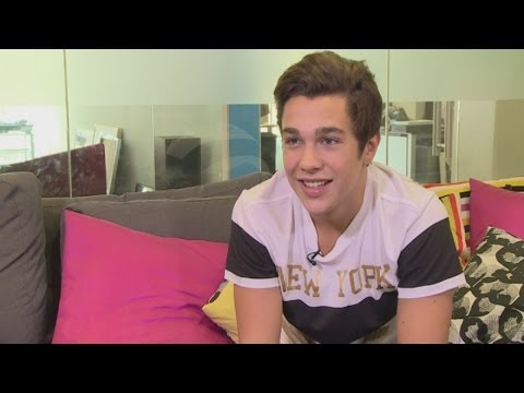 Austin Mahone full interview: Austin on dating fans, female attention and Taylor Swift