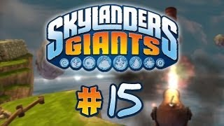 Let's Play Skylanders: Giants #15 - Cynders heldenhafter Tag [blind!] [FULL-HD]