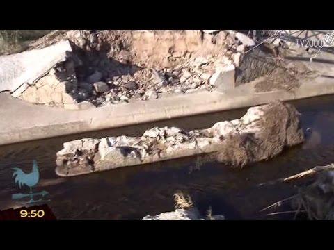 Olbia: torna l'incubo alluvione