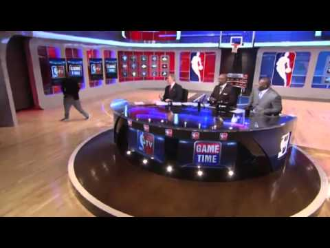 NBACalifornia: Shaq Gets Set to Race | December 11, 2013 | NBA 2013-14 Season