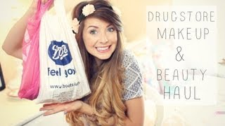 zoella280390 – Drugstore Makeup & Beauty Haul