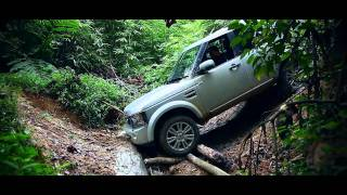 Discovery 4 vs Malaysian jungle