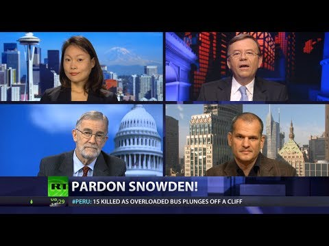 CrossTalk: Pardon Snowden!