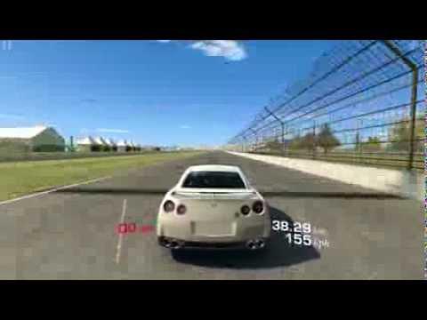 Real Racing 3 - Nissan GT-R Premium (R35) - Endurance - Indianapolis Motor Speedway - Speedway