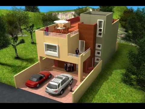 Planos de casas modelo santa juliana 129 arquimex planos for Modelos de casas en mexico