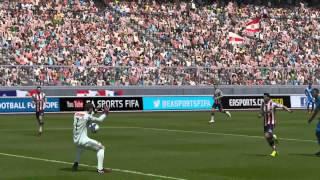 FIFA 15 Simulación Oficial Chivas Vs Puebla