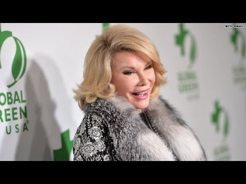 Joan Rivers goes off on A-list celebs!