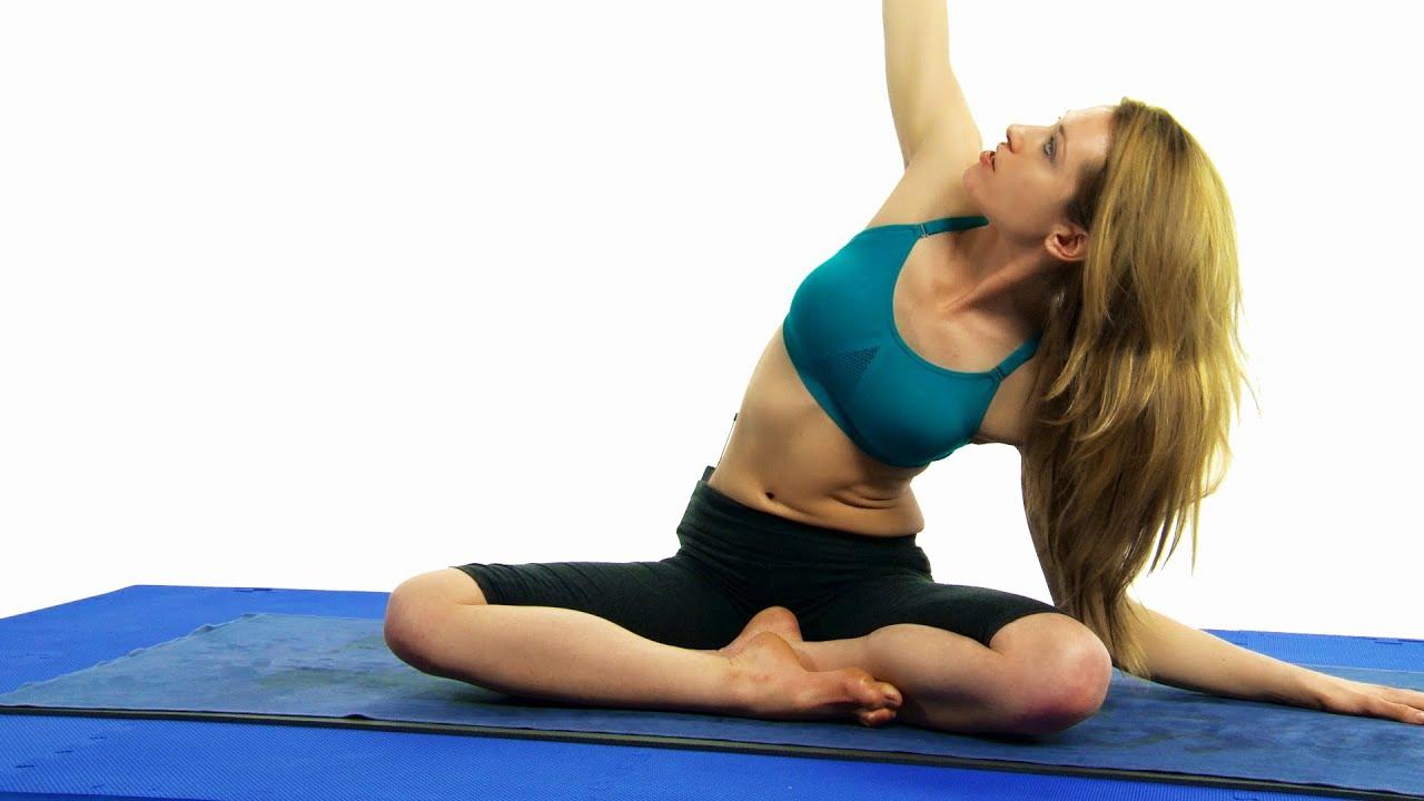 yoga workout youtube