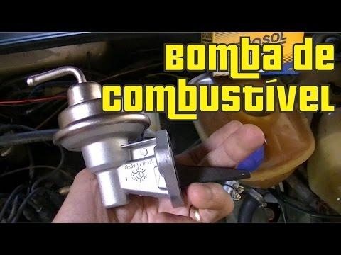 Troca da Bomba de Combustível Mecânica do Motor AP