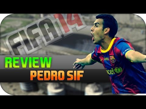 FIFA 14 UT | SIF 87 PEDRO Player Review