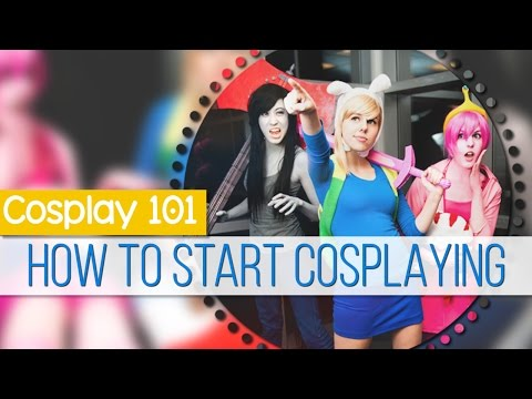 Cosplay 101: How to Start Cosplaying,