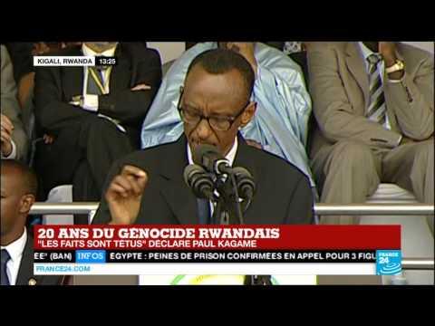 Génocide rwandais :