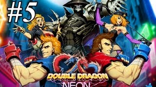 Double Dragon Neon | Walkthrough | Mision#5