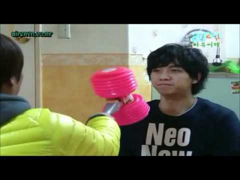 [Vietsub] Lee Seung Gi 's Cut 1N2D Ep 78 - Time Relax