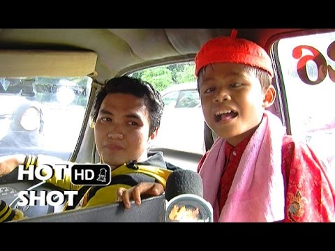 Soni Wakwaw Jadi Kernet Angkot - Hot Shot 08 Februari 2015