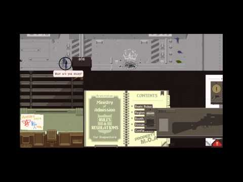 Papers Please - Ending 5
