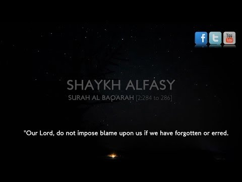 ᴴᴰ - [WONDERFUL] Recitation by Mishary Rashid Alafasy -