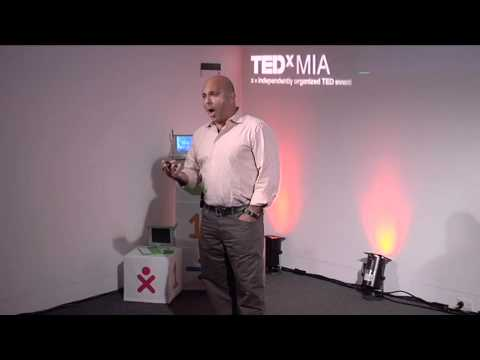 TEDxMIA - Roland Samimy - The Power of Water