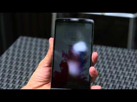 Đánh giá LG G3: Thiết kế