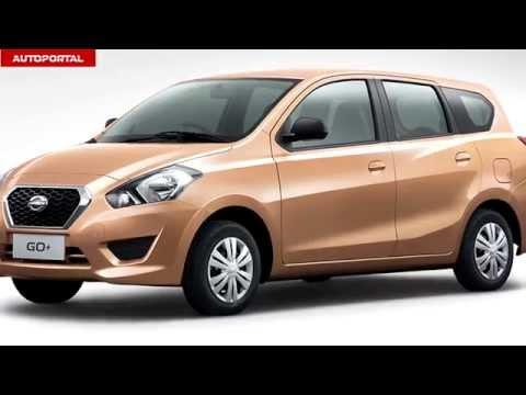 Datsun Go+ (Plus) MPV Quick Look   AutoPortal