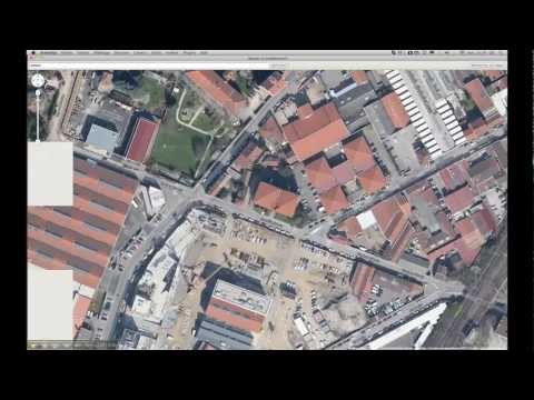 Tutoriel Sketchup - B0 - import google maps