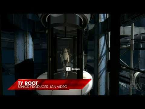 Portal 2: Co-op Gameplay