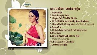 CD Như Quỳnh - Duyên Phận (TNCD 473)