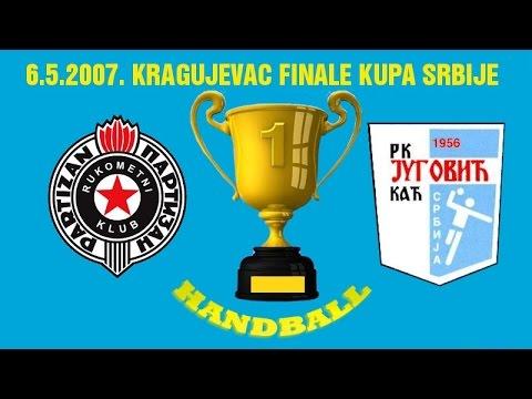 RK Partizan – RK Jugović (Finale Kupa Srbije 2007)