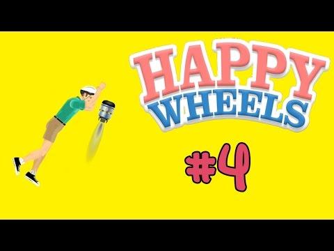 ĐƯỜNG BAY TỬ THẦN! | Happy Wheel #4