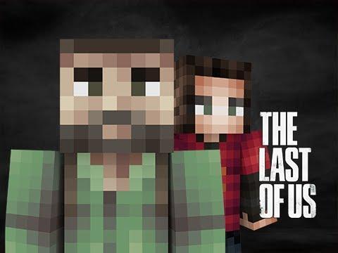 Minecraft Vs. : The Last of Us - Minecraft Machinima