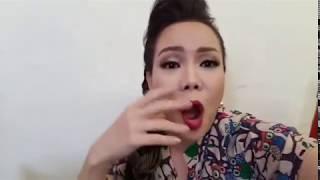 Nghi vấn Việt Hương livestream chửi Huỳnh Anh thậm tệ vì đến trễ