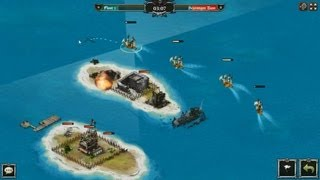 Pirates Of The Caribbean Isles Of War Gameplay